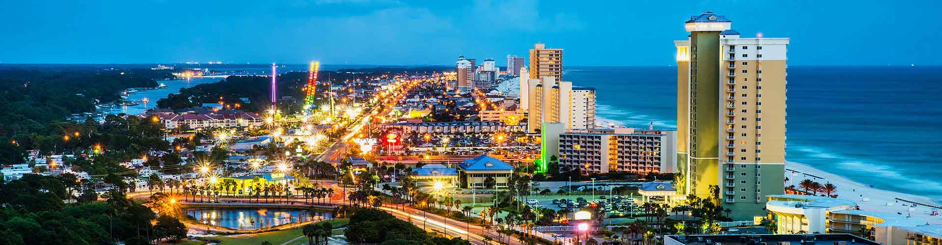 Flamingo Hotel Panama City Beach Florida
