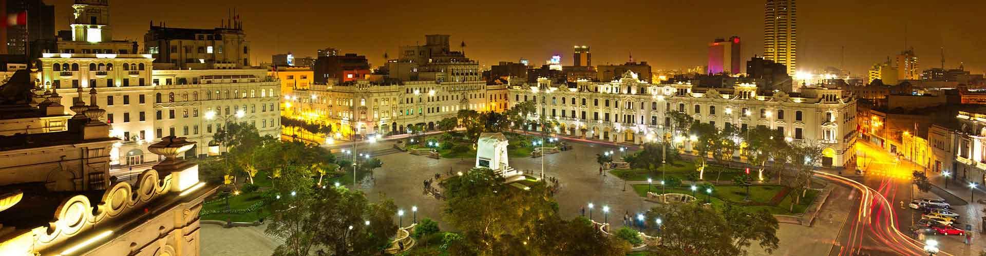 Lima – Ostelli a Lima. Mappe per Lima, Foto e  Recensioni per ogni Ostello a Lima.
