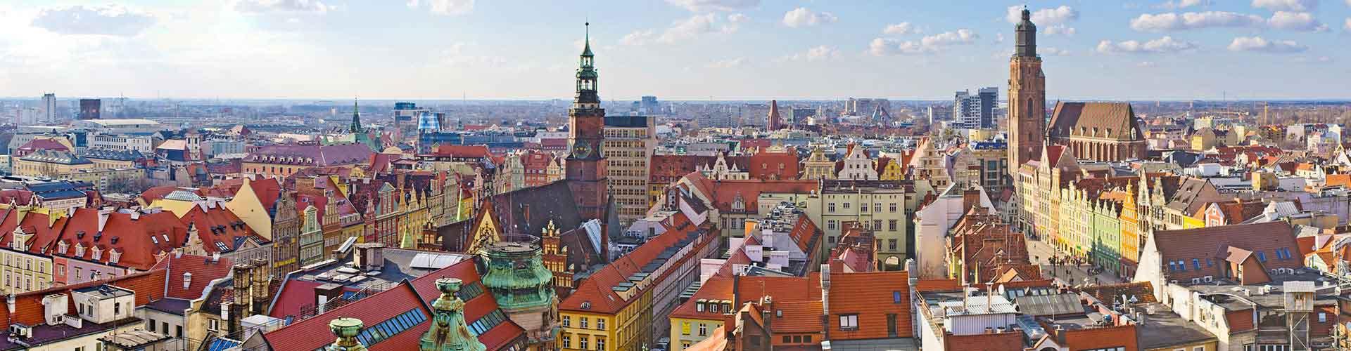 Wroclaw – Appartamenti a Wroclaw. Mappe per Wroclaw, Foto e  Recensioni per ogni Appartamento a Wroclaw.
