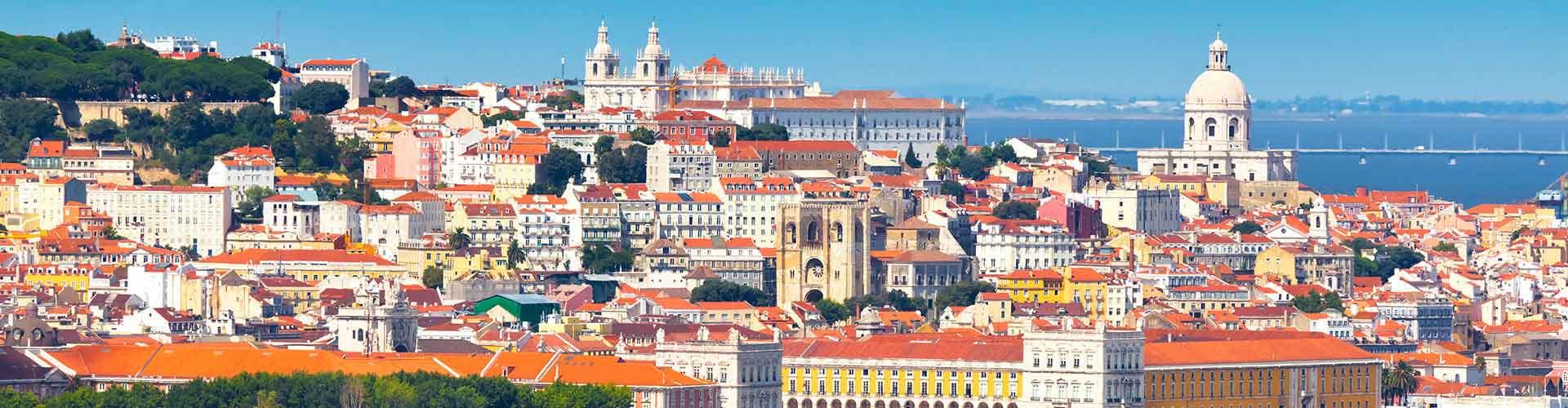 Lisbona – Ostelli vicini a Aeroporto di Lisbon Portela. Mappe per Lisbona, Foto e  Recensioni per ogni Ostello a Lisbona.