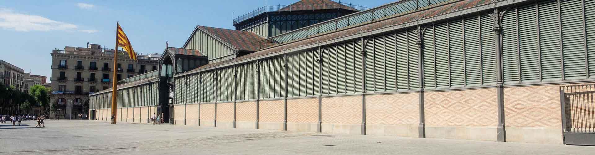 Barcellona ostelli ostelli for Ostelli a barcellona consigli