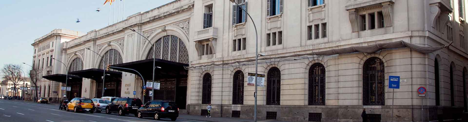 Barcellona – Campeggi vicini a Stazione ferroviaria di Estació de França. Mappe per Barcellona, Foto e  Recensioni per ogni Campeggio a Barcellona.