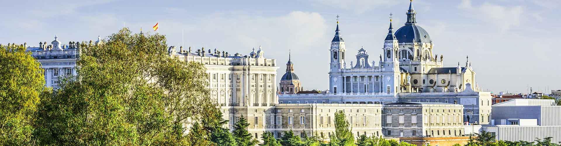 Madrid – Campeggi vicini a Aeroporto di Madrid-Barajas. Mappe per Madrid, Foto e  Recensioni per ogni Campeggio a Madrid.