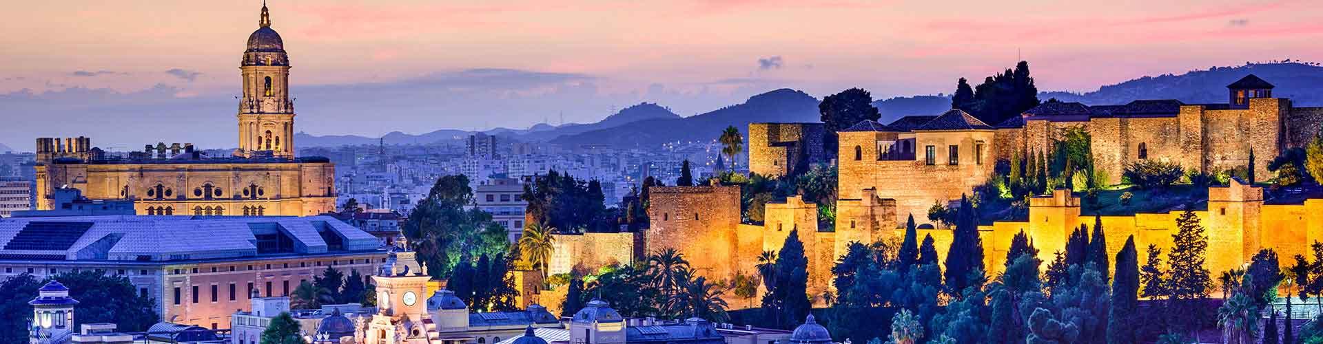 Malaga – Camere a Malaga. Mappe per Malaga, Foto e  Recensioni per ogni Camera a Malaga.