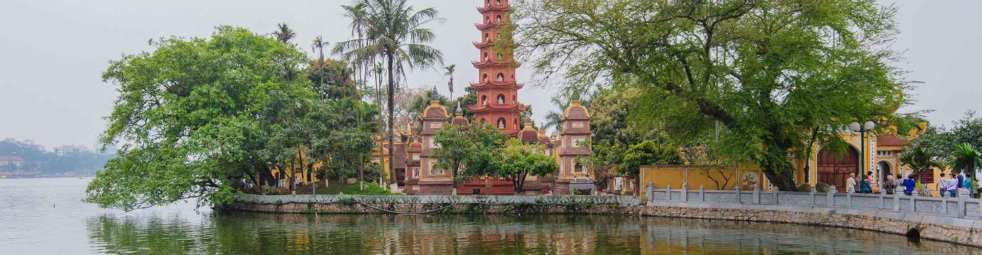 Hanoi – Ostelli a Hanoi. Mappe per Hanoi, Foto e  Recensioni per ogni Ostello a Hanoi.
